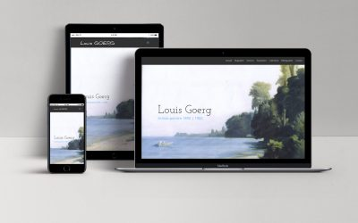 Louis Goerg enfin sur la toile !