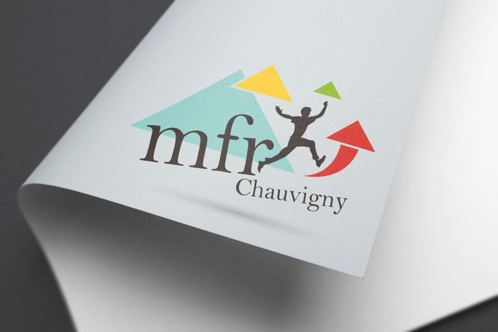 Logo MFR Chauvigny